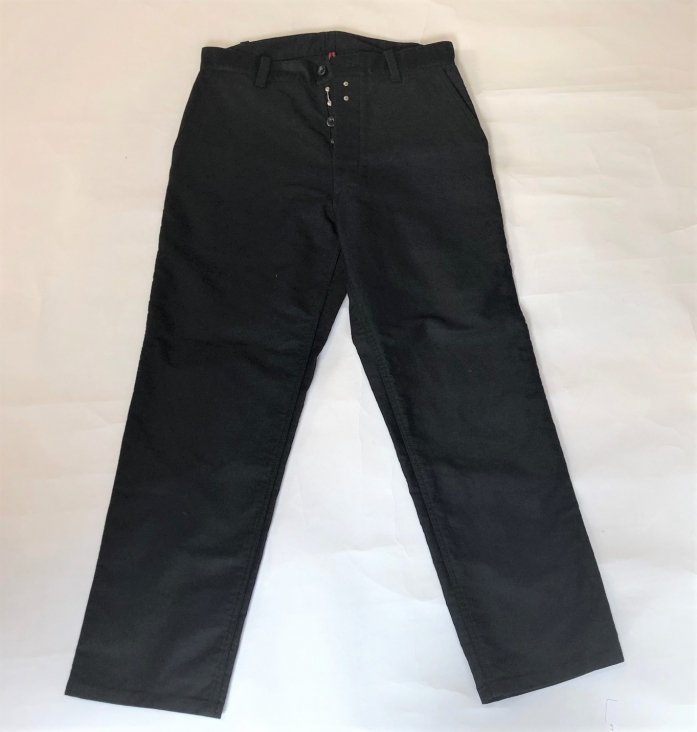 LE SANS PAREIL / Cotton Moleskin Traditional Work Pants