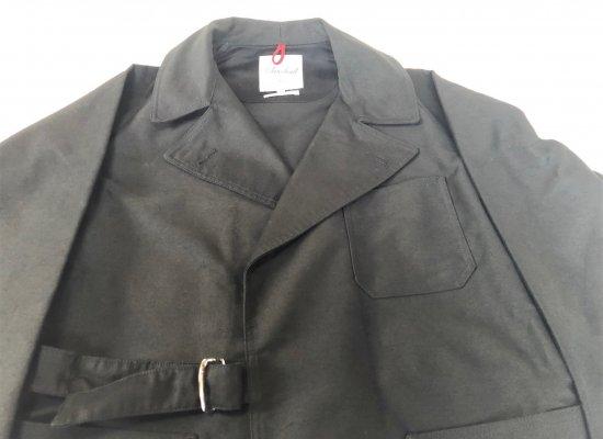 LE SANS PAREIL / Cotton Moleskin Tielocken  Coat