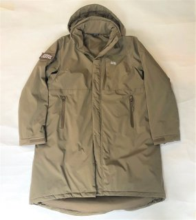 ABU GARCIA / WATER REPELLENT PADDING PARKA