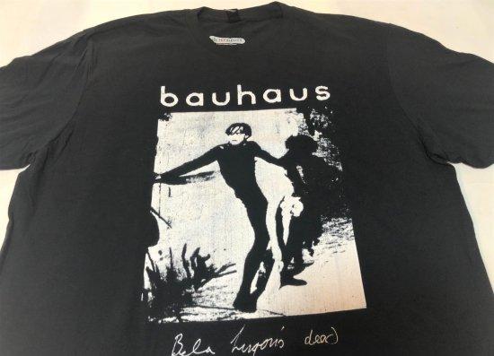 BAUHAUS / S/S PRINT-TEE