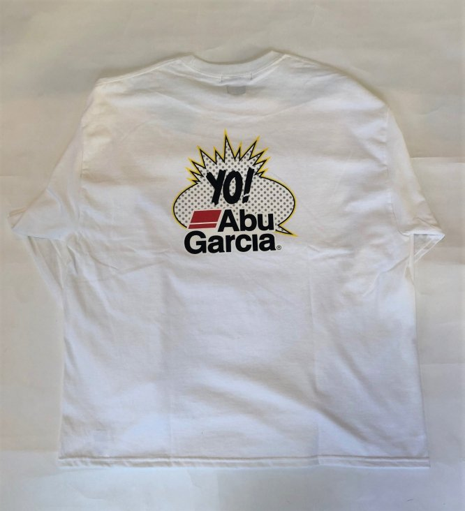 ABU GARCIA × is-ness / L/S PRINT TEE