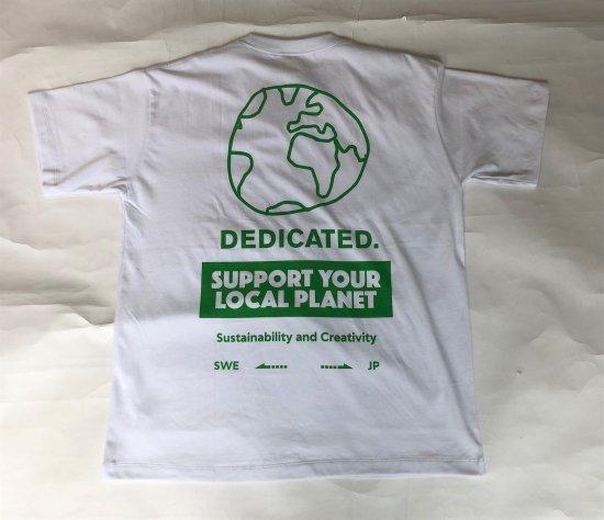 DEDICATED. /  FLAV-TEE Support