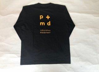POET MEETS DUBWISE / PMD LAB EMBLEM L/S T SHIRT