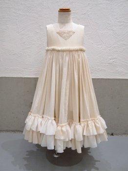 フリルの風のドレスns (95~100size)