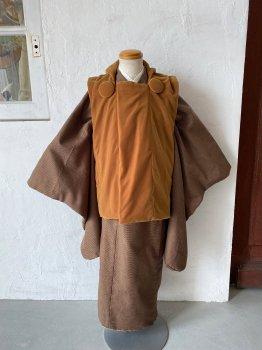 〈3歳男の子〉Codorait オリジナル着物 3B-d