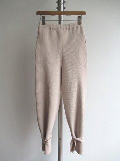 <img class='new_mark_img1' src='https://img.shop-pro.jp/img/new/icons20.gif' style='border:none;display:inline;margin:0px;padding:0px;width:auto;' />TAN(タン) STRAPED RIB PANTS [WOMEN]
