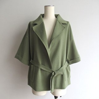 <img class='new_mark_img1' src='https://img.shop-pro.jp/img/new/icons20.gif' style='border:none;display:inline;margin:0px;padding:0px;width:auto;' />TAN(タン) HALF SLEEVES JACKET [WOMEN]
