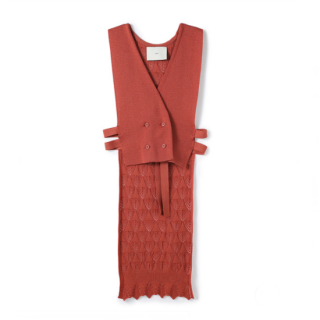 <img class='new_mark_img1' src='https://img.shop-pro.jp/img/new/icons20.gif' style='border:none;display:inline;margin:0px;padding:0px;width:auto;' />TAN(タン) LACY VEST [WOMEN]