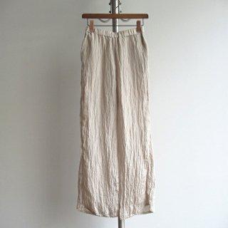 unknot(アンノット) GLOSSY PANTS [WOMEN]