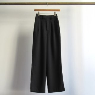unknot(アンノット) BACK SATIN PANTS [WOMEN]