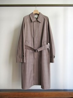 YOKE(ヨーク) DOWNSIZING BALL COLLAR COAT