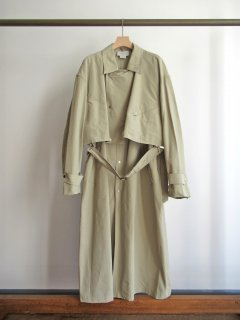YOKE(ヨーク) DETACHABLE DUSTER COAT