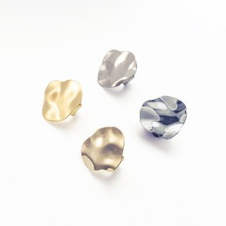 Soierie(ソワリー) MIDDLE DISK RING [WOMEN]