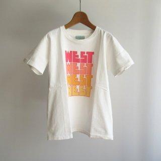 WESTOVERALLS(ウエストオーバーオールズ) GOTSU WEST T-SHIRTS [UNISEX]