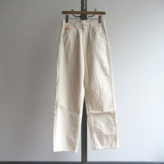 WESTOVERALLS(ウエストオーバーオールズ) PAYDAY × WEST'S LACEUP PANTS [WOMEN]