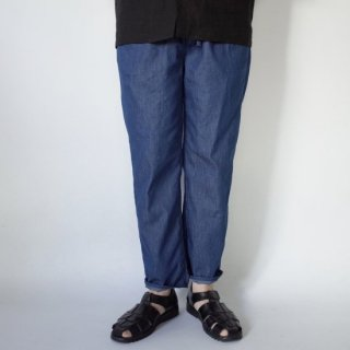 STILL BY HAND(スティルバイハンド) DENIM EASY PANTS