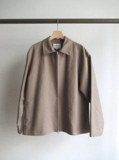 STILL BY HAND(スティルバイハンド) DOUBLE CLOTH ZIP BLOUSON