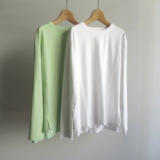 MEYAME(メヤメ) DOUBLE LONG SLEEVE TEE [WOMEN]
