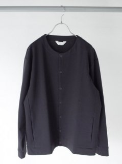 STILL BY HAND(スティルバイハンド) CREW NECK SNAP BUTTON CARDIGAN