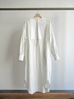 JANE SMITH(ジェーンスミス) PINTUCK DRESS SHIRTS OP [WOMEN]