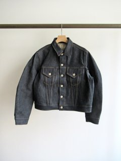 HERILL(ヘリル) 15OZ DENIM JACKET [UNISEX]