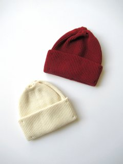 unfil(アンフィル) BLUEFACED WOOL BEANIE
