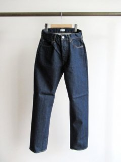 CIOTA(シオタ) INDIGO SUVIN COTTON 13,5oz STRAIGHT DENIM