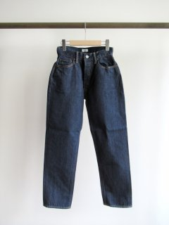 CIOTA(シオタ) INDIGO SUVIN COTTON 13,5oz STRAIGHT DENIM [WOMEN]
