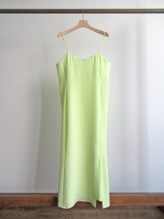PHEENY(フィーニー) DOBBY CAMISOLE DRESS [WOMEN]