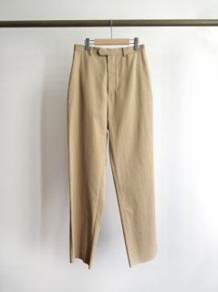 HERILL(ヘリル) SOFT TWIST ORGANIC CHINO PANTS [UNISEX]