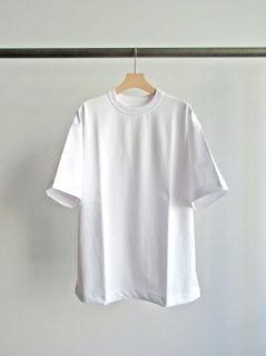unfil(アンフィル) ORGANIC COTTON SHORT SLEEVE TEE