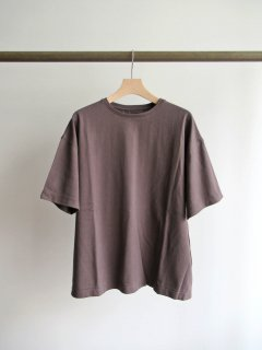 CIOTA(シオタ) スビンコットン 30/2 吊り天竺 半袖T [WOMEN]