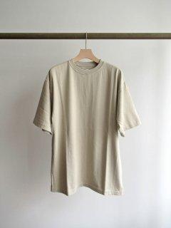 CIOTA(シオタ) スビンコットン 30/2 吊り天竺 半袖T