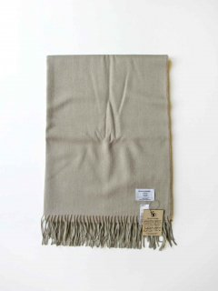 YLEVE(イレーヴ) THE INOUE BROTHERS DOUBLE FACE BRUSHED STOLE [WOMEN]