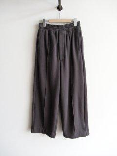 YOKE(ヨーク) WIDE LEG LOUNGE PANTS [WOMEN]