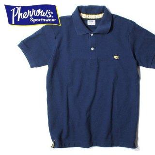フェローズ PHERROWS プレーン ポロシャツ PPS1