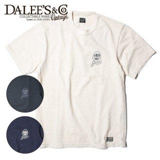 ダリーズ&コー DALEE'S&CO スラブ ロゴ Tシャツ DALEES&CO AD19T-E