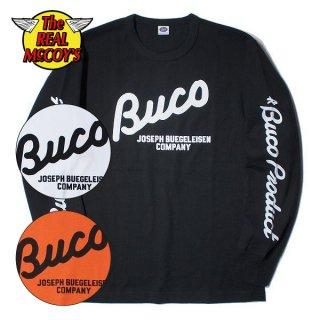 ザ リアルマッコイズ BUCO L/S TEE / BUCO PRODUCT 長袖 Tシャツ BC19004 THE REAL McCOY'S