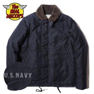 ザ リアルマッコイズ N-1 DECK JACKET NAVY デッキジャケット MJ14109 THE REAL McCOY'S