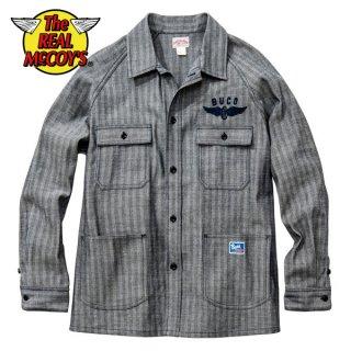 ザ リアルマッコイズ BUCO メカニック ワークシャツ A BUCO PRODUCT BS19101 THE REAL McCOY'S