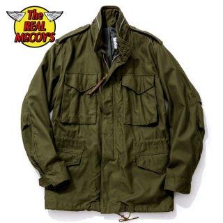 ザ リアルマッコイズ M-65 FIELD JACKET フィールドジャケット MJ9115 THE REAL McCOY'S