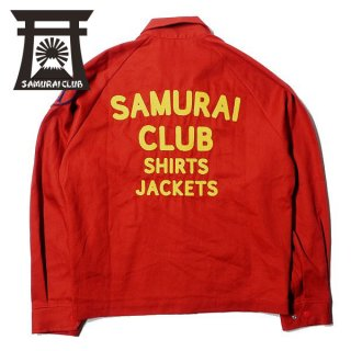 サムライジーンズ サムライ倶楽部 チャンピオンジャケット SCCJK19-02 SAMURAI JEANS