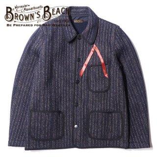 ブラウンズビーチ ジャケット JACKET BBJ8-003 BROWN'S BEACH