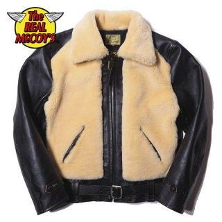 ザ リアルマッコイズ グリズリージャケット 熊ジャン ムートン ホースハイド レザー AKLAK GRIZZLY JACKET MJ19114 THE REAL McCOY'S