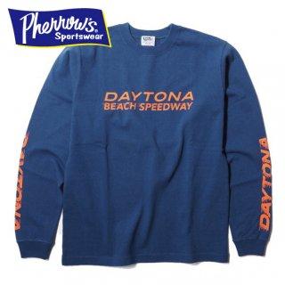 フェローズ ロングスリーブ Tシャツ 長袖 DAYTONA BEACH 20S-PLT4 PHERROWS