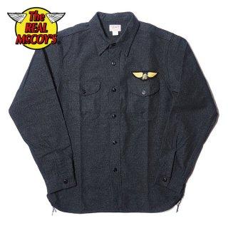 ザ リアルマッコイズ BUCO CLUB SHIRT L/S / A.R.A. 8 BS17101 ブコ シャツ 長袖 THE REAL McCOY'S