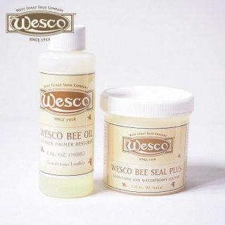 ウエスコ 純正レザーオイル BEE OIL & BEE SEAL PLUS COMBO WESCO