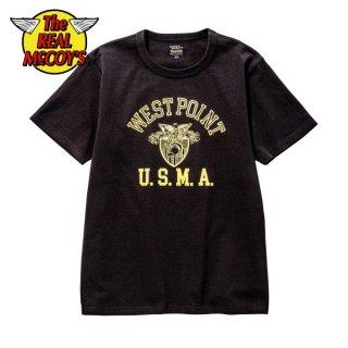 ザ リアルマッコイズ ミリタリーTシャツ MILITARY TEE / WEST POINT MC20011 THE REAL McCOY'S