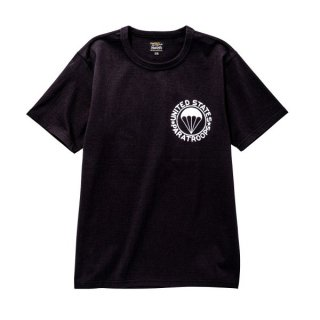 ザ リアルマッコイズ ミリタリーTシャツ MILITARY TEE / UNITED STATES PARATROOPS MC20017 THE REAL McCOY'S