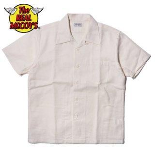 ザ リアルマッコイズ ジョーマッコイ 半袖パナマシャツ JM PANAMA SHIRT S/S MS20016 THE REAL McCOY'S